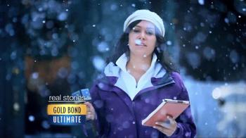 Gold Bond Ultimate Tv Commercial Reporter Ispot Tv