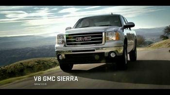 V8 GMC Sierra TV Spot, 'Truck Month' - 153 commercial airings