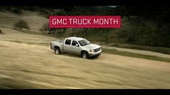 V8 GMC Sierra TV Spot, 'Truck Month' - Thumbnail 1