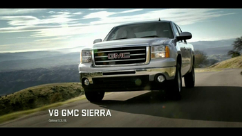 V8 GMC Sierra TV Spot, 'Truck Month' - 153 commercial airings