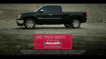 V8 GMC Sierra TV Spot, 'Truck Month' - Thumbnail 8