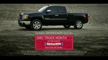 V8 GMC Sierra TV Spot, 'Truck Month' - Thumbnail 9