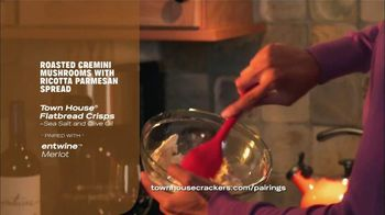 Town House Crackers TV Spot, 'Recipes'
