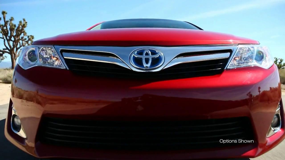 Toyota Camry TV Commercial, Comedy Central: On the Road