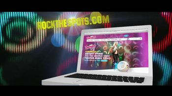 Twister Dance Rock the Spots Contest TV Spot, 'Show Her What You Got'