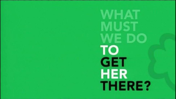 To Get Her There TV Spot, 'When I Grow Up' - Thumbnail 1