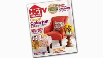 HGTV Magazine TV Spot, 'New Kind of Magazine'
