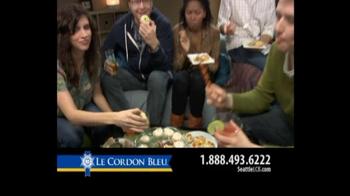 Le Cordon Bleu TV Spot 'Friends' - Thumbnail 1