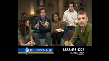 Le Cordon Bleu TV Spot 'Friends'