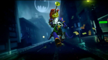 LEGO DC Universe Super Heroes TV Spot, 'Crime Doesn't Pay' - Thumbnail 2
