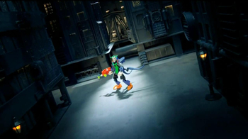 LEGO DC Universe Super Heroes TV Spot, 'Crime Doesn't Pay' - Thumbnail 6