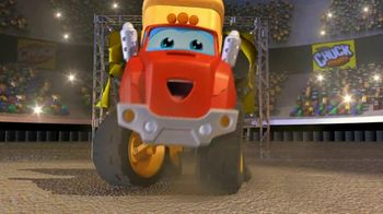 Tonka Tumblin' Chuck TV Spot, 'Truck Show' - Thumbnail 2