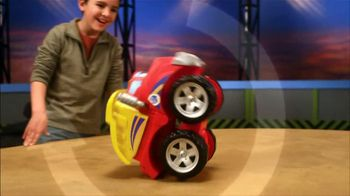 Tonka Tumblin' Chuck TV Spot, 'Truck Show' - Thumbnail 4