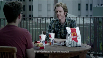 McDonald's Monopoly Game TV Spot, 'Lightning' - Thumbnail 3