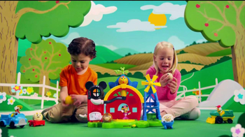 Mickey's Barnyard Dance Farm Playset TV Spot