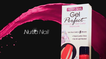 Nutra Nail Gel Perfect TV Spot, 'Chipped Nail' - Thumbnail 4