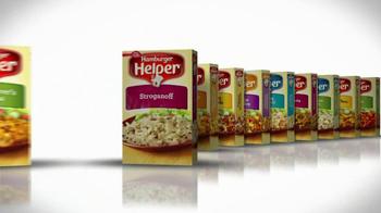 Hamburger Helper TV Spot, 'It's Do-able' - Thumbnail 9