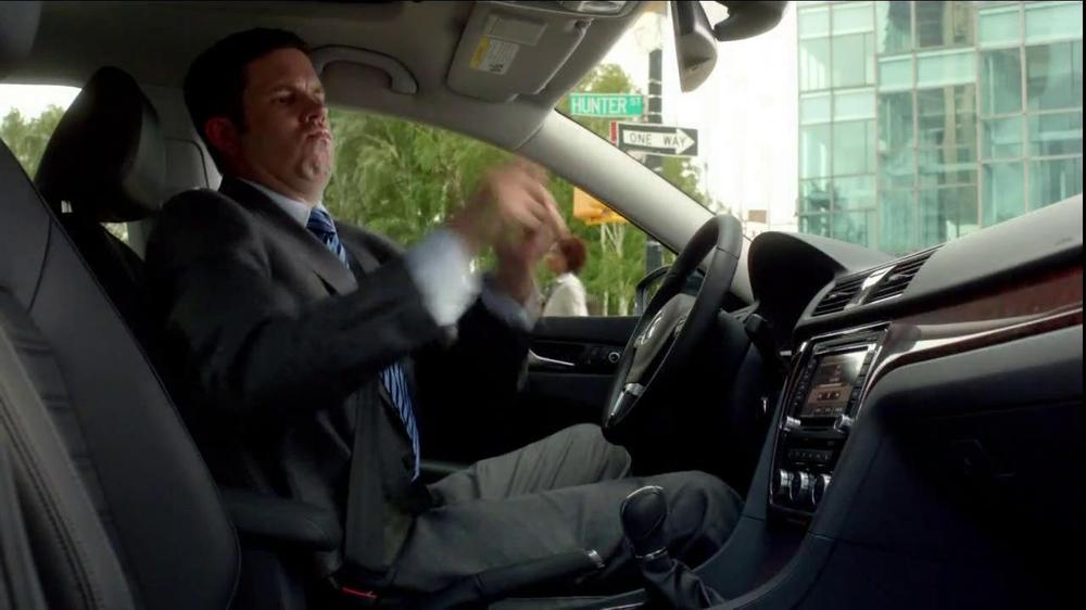2012 Volkswagen Passat TV Commercial, 'No Longer Invisible'