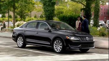 2012 Volkswagen Passat TV Spot, 'No Longer Invisible' - Thumbnail 1