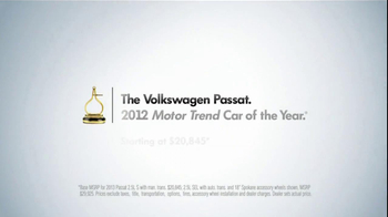 2012 Volkswagen Passat TV Spot, 'No Longer Invisible' - Thumbnail 9
