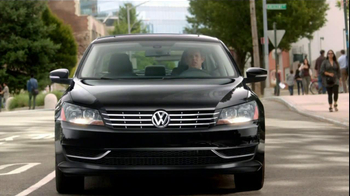 2012 Volkswagen Passat TV Spot, 'No Longer Invisible' - Thumbnail 6