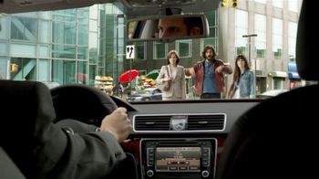 2012 Volkswagen Passat TV Spot, 'No Longer Invisible' - Thumbnail 7