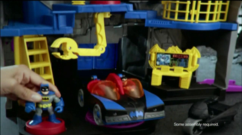 Imaginext Batcave TV Spot