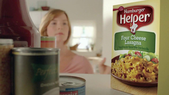 Hamburger Helper TV Spot, 'Fresh Ingredients' - Thumbnail 1