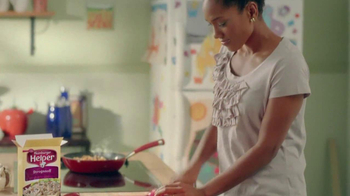 Hamburger Helper TV Spot, 'Fresh Ingredients' - Thumbnail 7