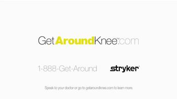 Stryker Get Around Knee TV Spot, 'Bike Wheels' - Thumbnail 6