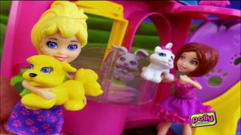 Polly Pocket  Playtime Pet Shop TV Spot