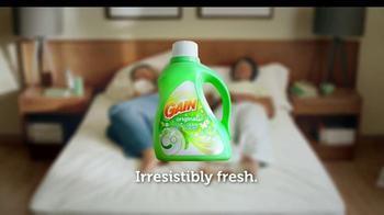 Gain Detergent with Clean Boost TV Spot 'Sheet Hog' - Thumbnail 7