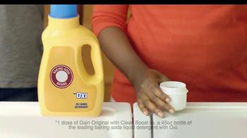 Gain Detergent with Clean Boost TV Spot 'Sheet Hog' - Thumbnail 2