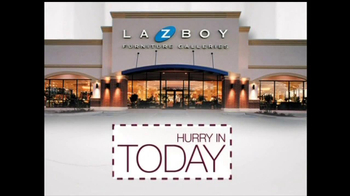 La-Z-Boy Bonus Coupon Sale TV Spot - Thumbnail 3