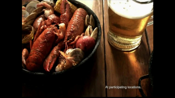 Joe's Crab Shack TV Spot 'Take Your Top Off' - Thumbnail 2