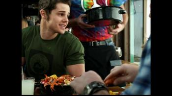 Joe's Crab Shack TV Spot 'Take Your Top Off' - Thumbnail 4
