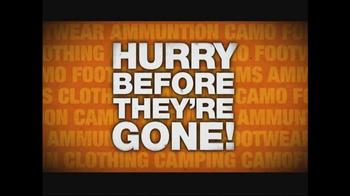 Cabela's Fall Savings Coupons TV Spot - Thumbnail 9