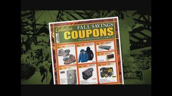 Cabela's Fall Savings Coupons TV Spot - Thumbnail 2