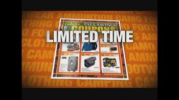 Cabela's Fall Savings Coupons TV Spot - Thumbnail 7