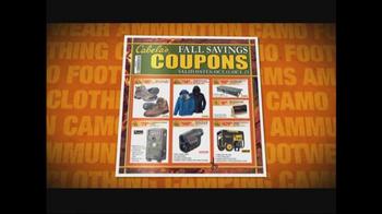 Cabela's Fall Savings Coupons TV Spot - Thumbnail 8