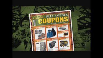 Cabela's Fall Savings Coupons TV Spot