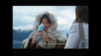 Brita Filtered Bottled Water TV Spot, 'Inuit' - Thumbnail 6
