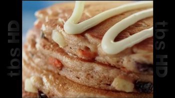 Pumpkin Pancakes TV Spot - Thumbnail 5