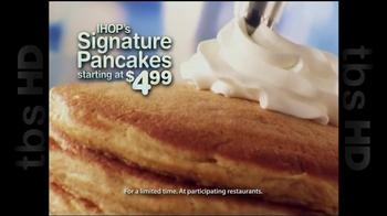 Pumpkin Pancakes TV Spot - Thumbnail 6