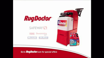 Rug Doctor TV Spot For New Carpet Look - Thumbnail 10