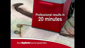 Rug Doctor TV Spot For New Carpet Look - Thumbnail 5