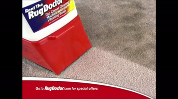 Rug Doctor TV Spot For New Carpet Look - Thumbnail 8