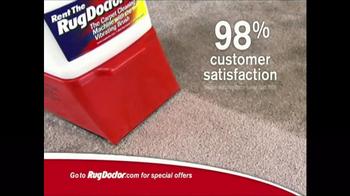 Rug Doctor TV Spot For New Carpet Look - Thumbnail 9