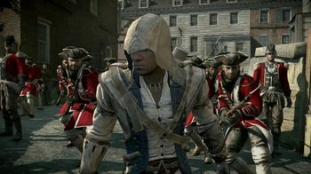 Assassins Creed III TV Spot, 'Surrounded'