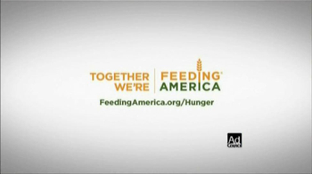 Feeding America TV Spot 'One in Six' - Thumbnail 5